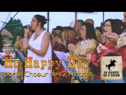 Happy Day au Ranch de l'Oison Juin 2018