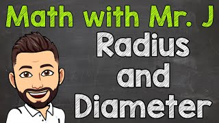 What is the Radius of a Circle?   What is the Diameter of a Circle?   Radius and Diameter Explained
