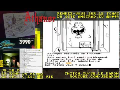 Les Aventures du Daron – Athanor LA SOLUCE