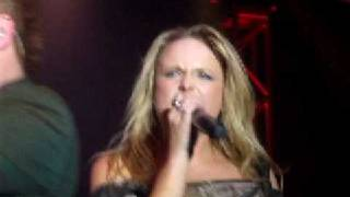 Crazy Fan at Miranda Lambert's Concert