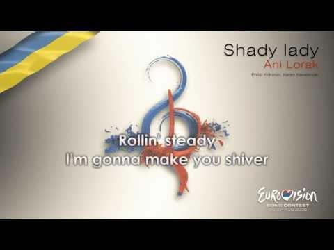 "Ani Lorak - ""Shady Lady"" (Ukraine)"