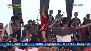 DELLA MONICA - POLISI Live Taman Kili Kili