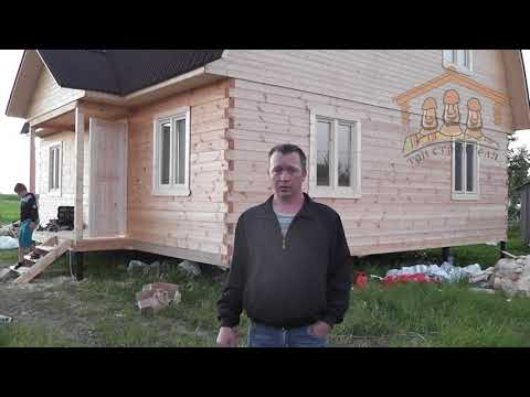 Неврюзен Н.Б. - видеоотзыв о строительстве