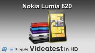 Nokia Lumia 820   Test in HD (deutsch)