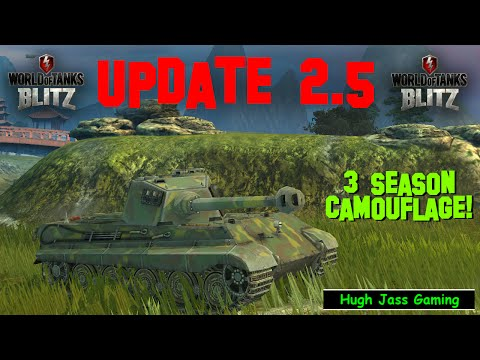 Update 2.5 - Camouflage Video Review