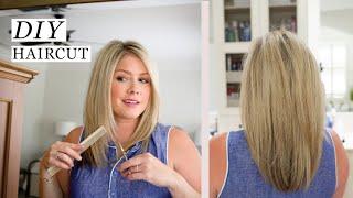 DIY Womens Haircut