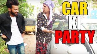 Car Ki Party || Palm Arabiyan || Shehbaaz Khan Comedy Club