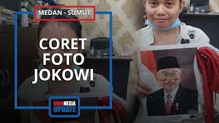 POPULER: Sosok dan Pengakuan Wanita yang Bakar dan Injak Bendera, Foto Jokowi dan Maruf Amin Dicoret