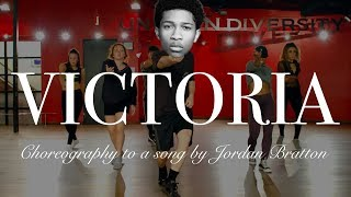 """VICTORIA"" by Jordan Bratton | Millennium Dance Complex | Erik Hall Choreography Video"