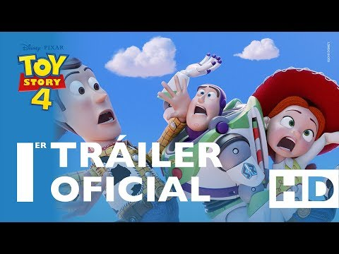 Adelanto de Toy Story 4 revela a nuevo personaje