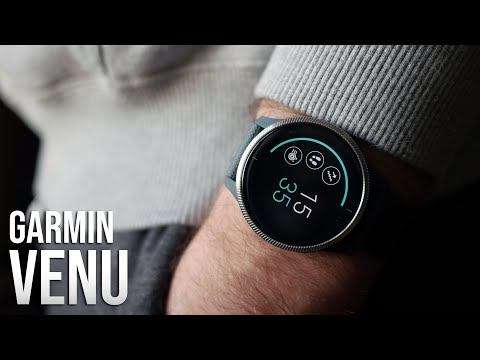 Beste Smartwatch für 2020? | Garmin Venu Review