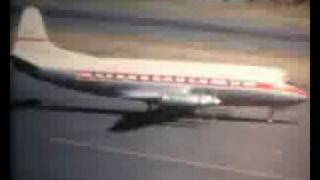 preview picture of video 'Wellington Airport NZ 1963 - with Surprise Ending'