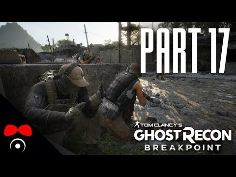 PUNISHER BOSS! | Ghost Recon: Breakpoint feat. FlyGunCZ #17