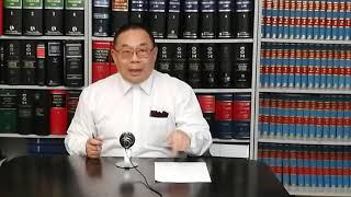 「陳震威大律師」之 一面拋國旗落海,一面去参選