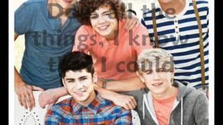 One Direction- I Wish Lyrics
