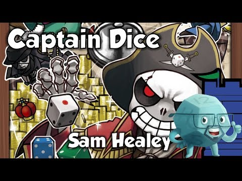 Captain Dice Review with Sam Healey