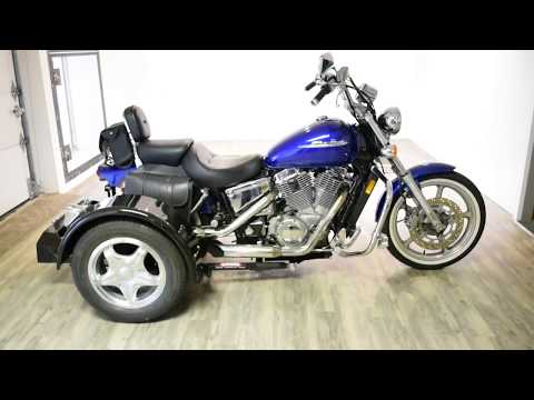 2001 Honda Shadow 1100 Trike in Wauconda, Illinois