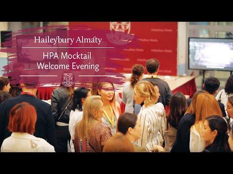 HPA Mocktail Welcome Evening 2019