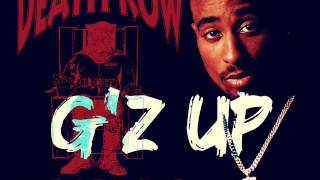 2Pac / Daz Dilinger / Death Row Records Type Beat -  G'z Up (prod. by Cissalc)