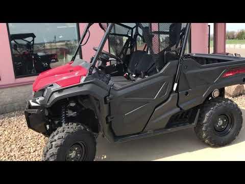2020 Honda Pioneer 1000 in Belle Plaine, Minnesota - Video 1