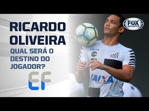 QUAL SERÁ O DESTINO DE RICARDO OLIVEIRA?