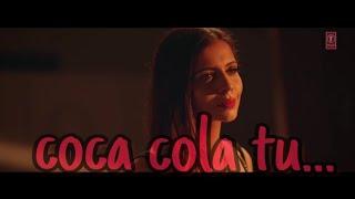 Luka Chuppi: COCA COLA Song | Tony Kakkar Tanishk Bagchi Neha Kakkar Young Desi | full video song