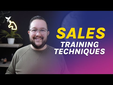 6 Sales Training Techniques to Improve the Performance of your ...