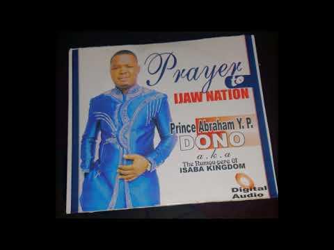 Prayer to the Ijaw nation
