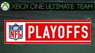 Madden 15 - Madden 15 Ultimate Team - DIVISIONAL ROUND | Madden 15 Xbox One Gameplay