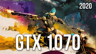 GTX 1070 - Still Relevant in 2020 | 20 Games tested on Ultra | 1440P