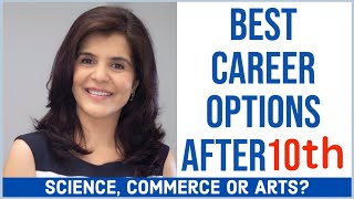 What To Do After 10th - Science, Commerce or Arts? | Best Career Options After 10th | ChetChat