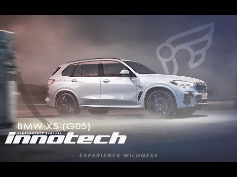 The iPE exhaust for BMW G05 X5