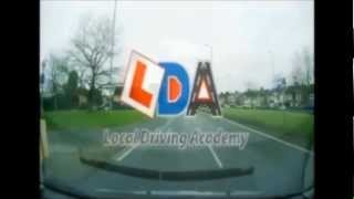 preview picture of video 'Approaching Headington Roundabout from London Road, Taking 4th Exit Towards A4142 Cowley (UK)'