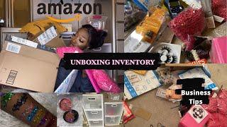 ENTREPRENEUR LIFE Ep. 1: Inventory Unboxing