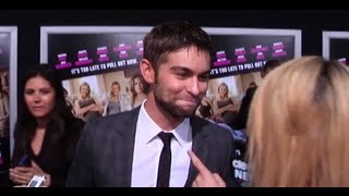 Chace Crawford: Team Chair Or Dair?!