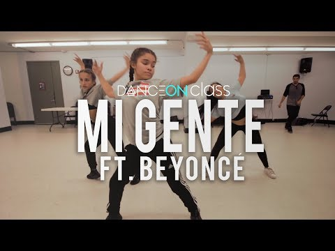J. Balvin, Willy William - Mi Gente ft. Beyoncé | Carmelo Cruz Choreography | DanceOn Class