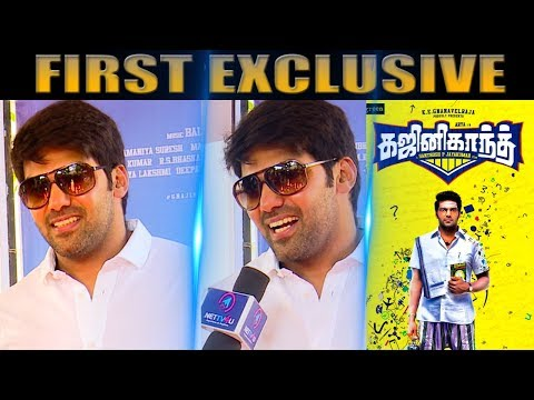 Hot : You Will See Raja Rani Arya In Few Days | Arya Exclusive Interview | Arya As Rajinikanth