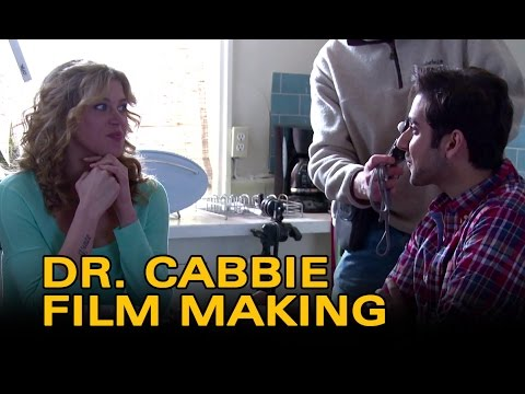 Dr. Cabbie Film Making