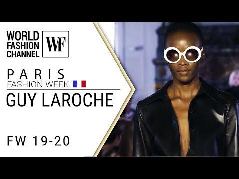 Guy Laroche Fall-winter 19-20 Paris fashion week