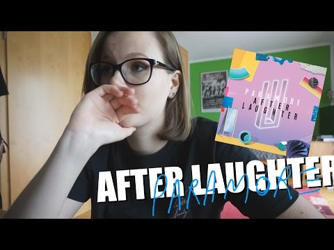 AFTER LAUGHTER by PARAMORE | Full Album Reaction | ParaWeek #5