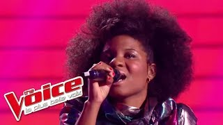 Shaby – «This Girl» (The Kungs vs Cookin' on 3 Burners) | The Voice France 2017 | Live