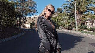 Paris Hilton's Rollacoaster Magazine Cover Shoot