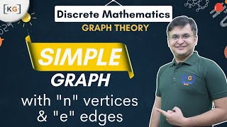 Number of simple Graph possible with n vertices and e edges | Graph Theory | gate - part 11