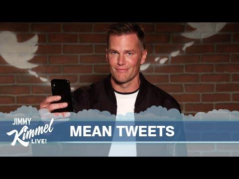 Mean Tweets – Tom Brady Edition