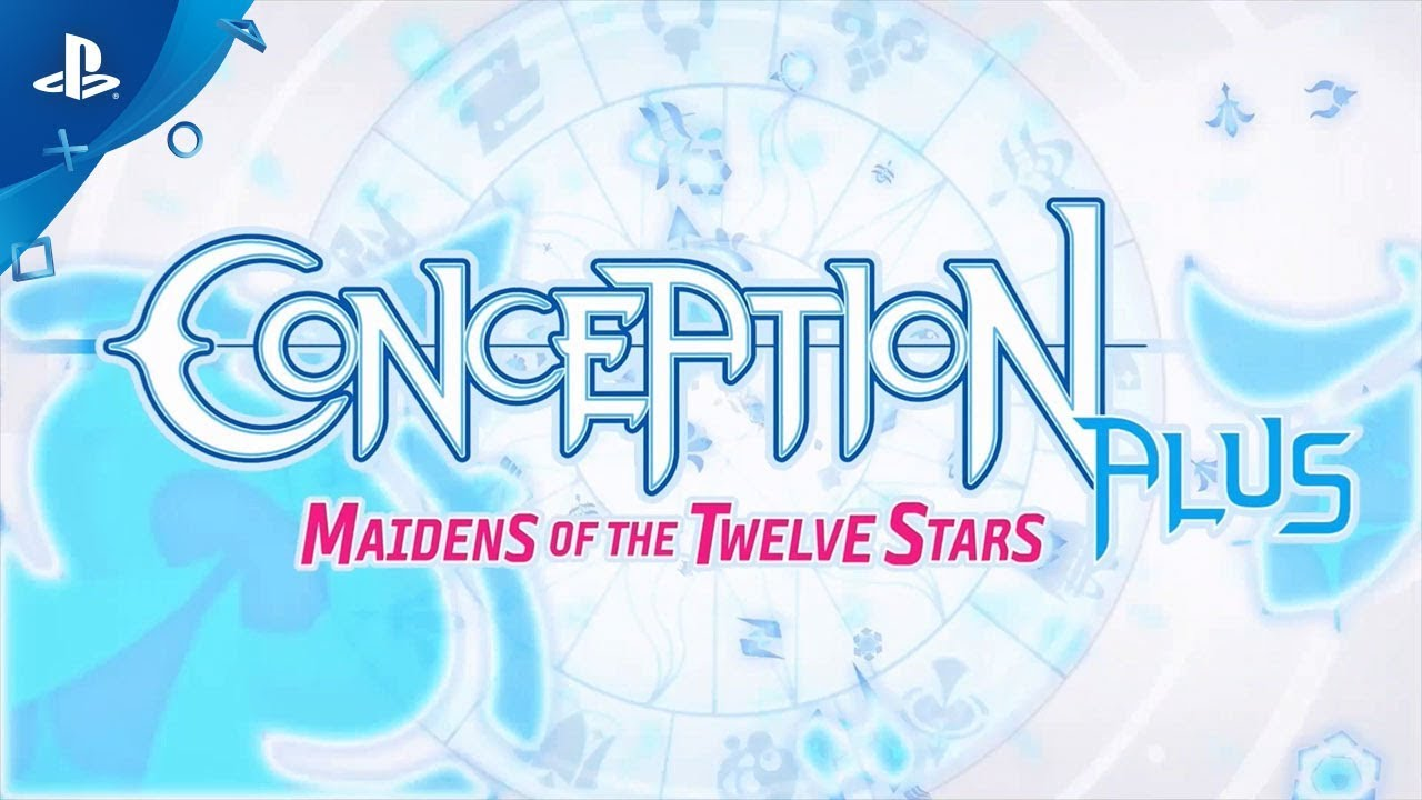Анонсирующий трейлер игры Conception PLUS: Maidens of the Twelve Stars
