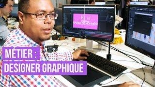 Métier : Designer Graphique  - Art, Design et Métiers d'Arts
