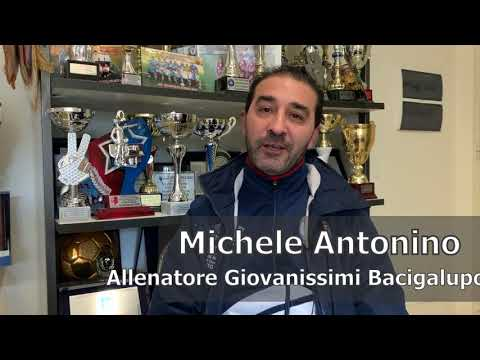 Preview video MISTER MICHELE ANTONINO (GIOVANISSIMI REGIONALI 2005-2006)