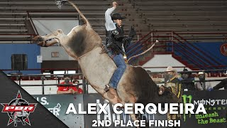 Alex Cerqueira Finishes 2nd | 2020 Lucas Oil Invitational