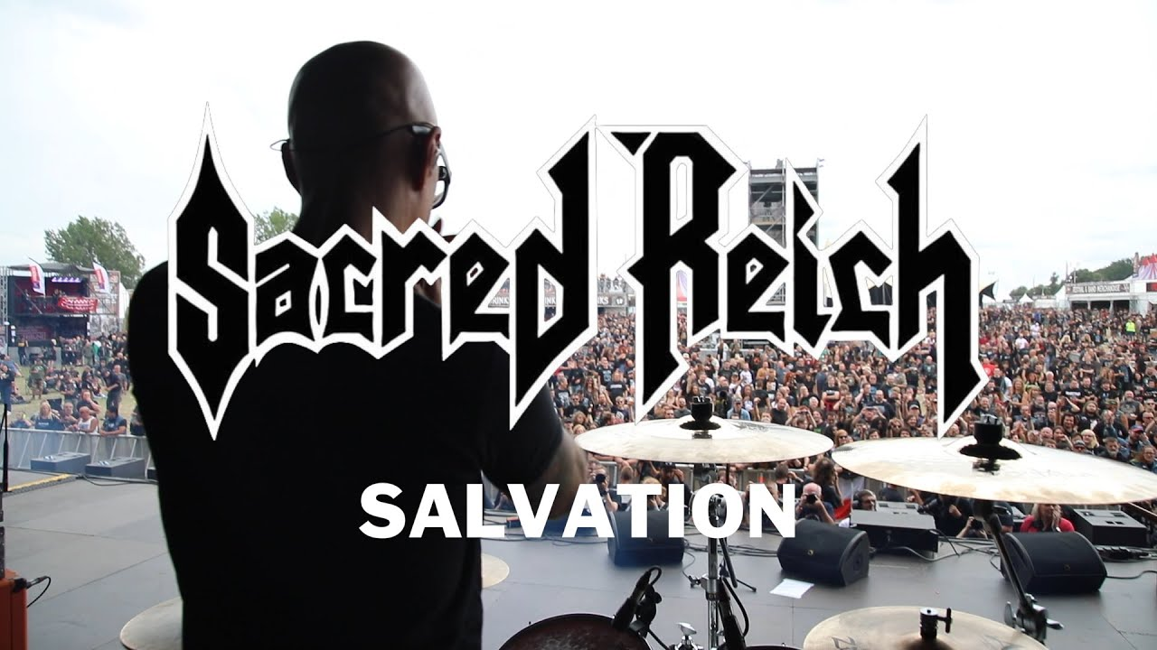 SACRED REICH - Salvation