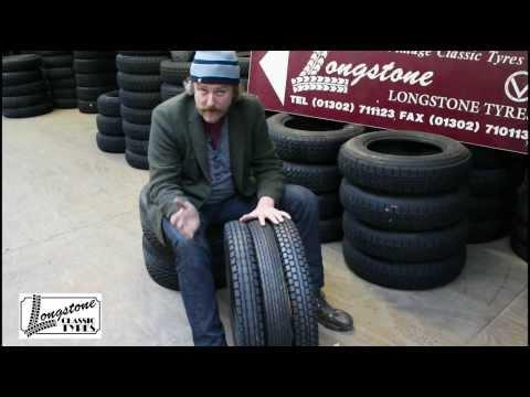 Austin Seven Tyres